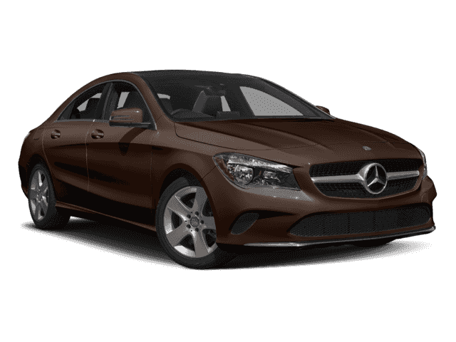 New Mercedes-Benz CLA250