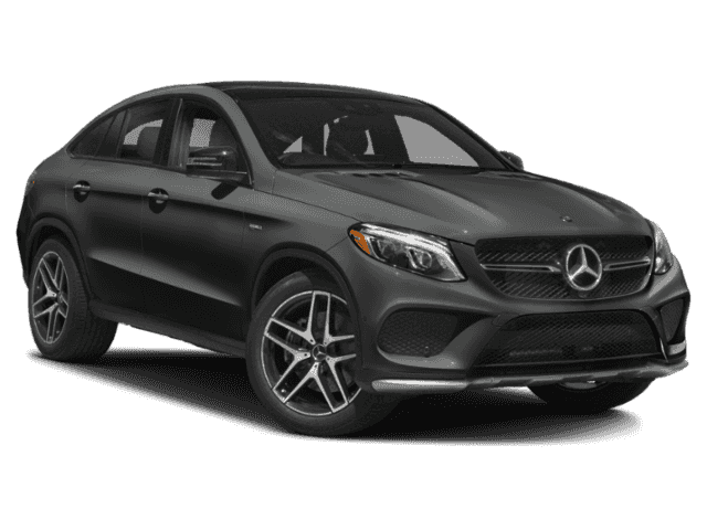 New 2019 Mercedes-Benz GLE43 AMG® 4MATIC Coupe