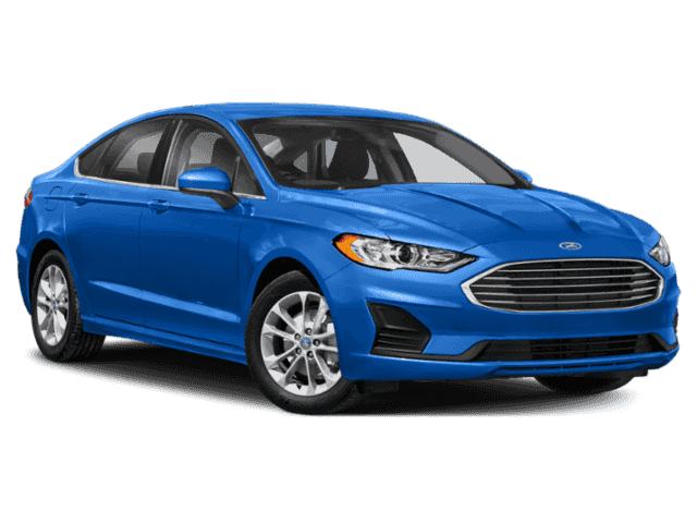 New 2020 Ford Fusion SE Front Wheel Drive Sedan