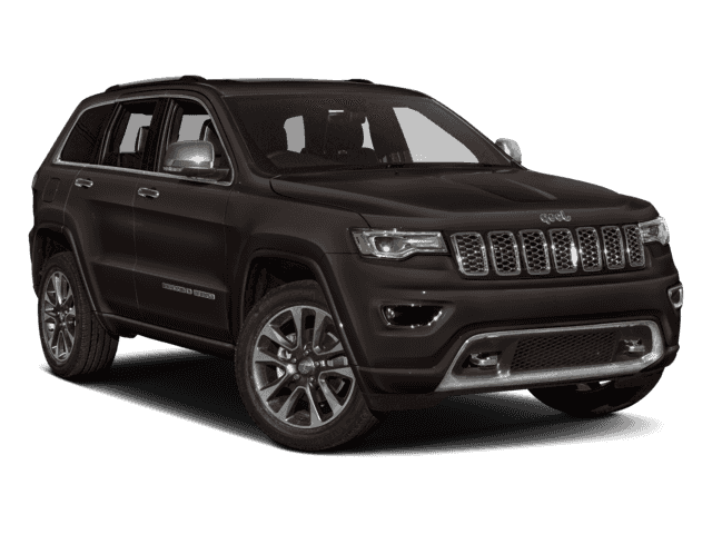 New 2017 JEEP Grand Cherokee Overland Sport Utility in Pearl City