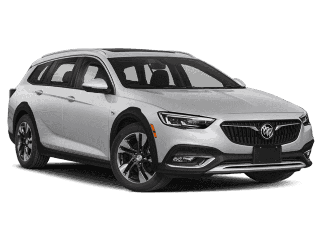 New 2019 Buick Regal Tourx Essence 5d Wagon In Detroit Area