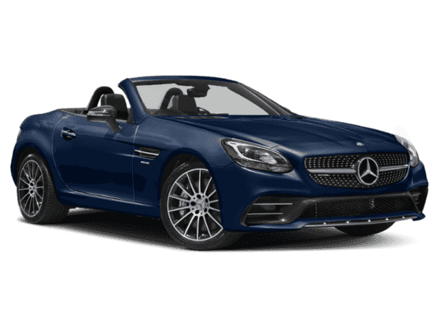 New 2020 Mercedes-Benz SLC SLC 43 AMG