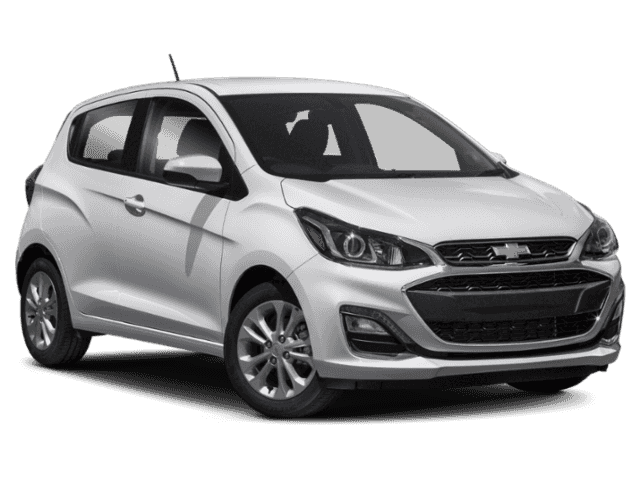 New 2019 Chevrolet Spark LT