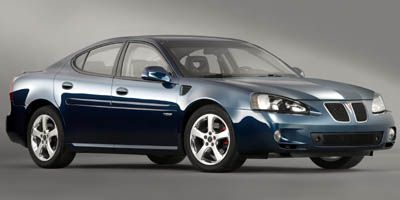 Pre-Owned 2006 PONTIAC GRAND PRIX Sedan 4D