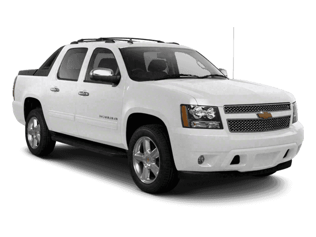 2010 Chevrolet Avalanche 1500 LT1 4WD