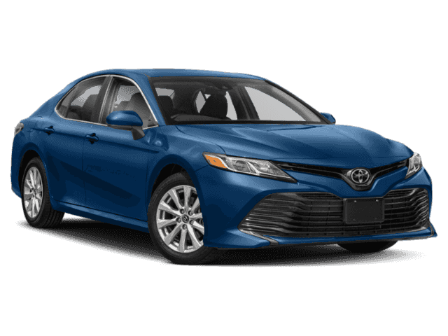 New 2019 Toyota CAMRY 4-DOOR XLE SEDAN