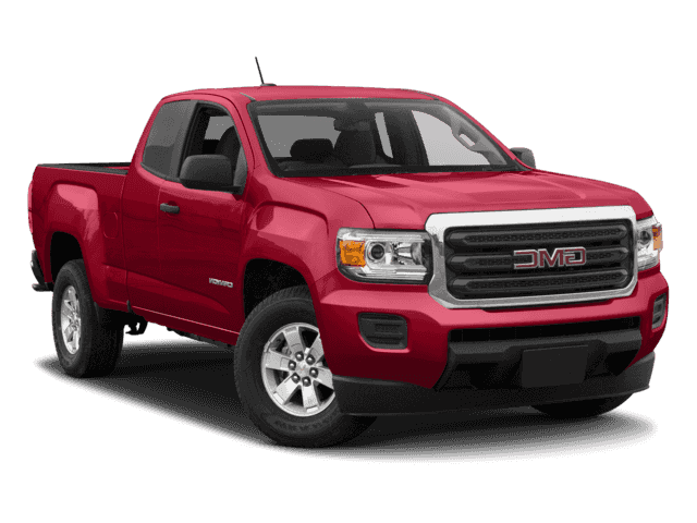 New 2018 GMC Canyon Base 4WD