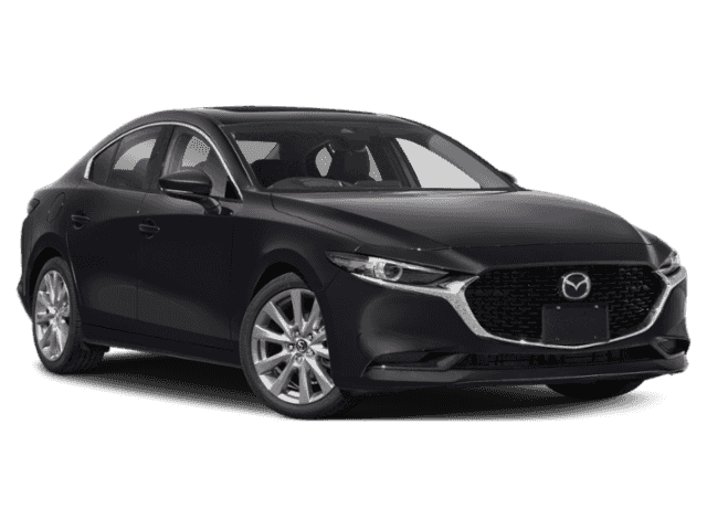 New 2020 Mazda3 Sedan w/Premium Pkg FWD 4dr Car