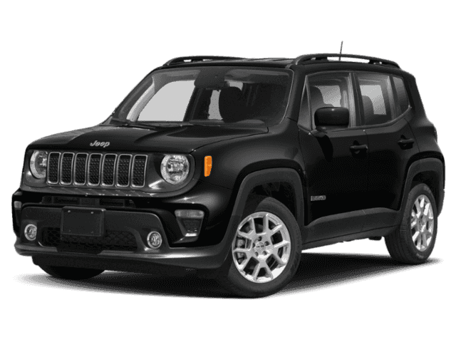 NEW 2020 JEEP RENEGADE ORANGE EDITION 4X4