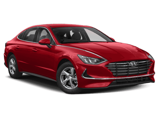 New 2020 Hyundai Sonata SEL FWD 4dr Car