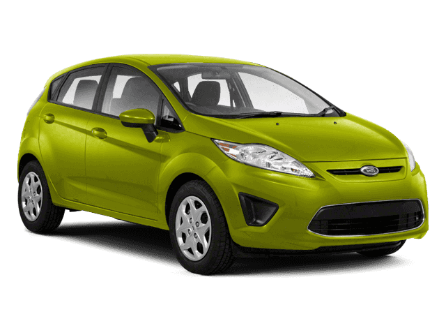 Pre-Owned 2011 FORD FIESTA SE Hatchba