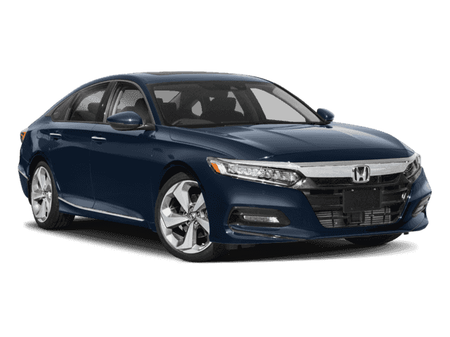 New 2018 Honda Accord Touring With Navigation