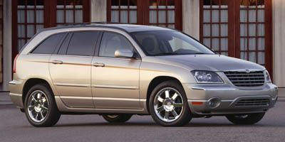 Pre-Owned 2006 CHRYSLER PACIFICA Limited Sp