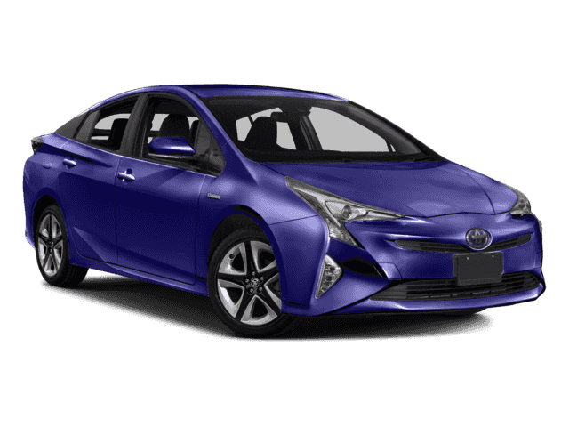 New 2018 Toyota Prius Three 2WD