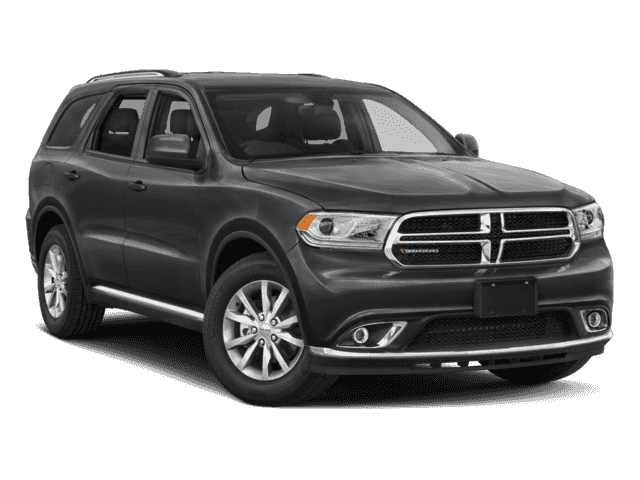 New 2018 DODGE Durango 4d SUV AWD GT