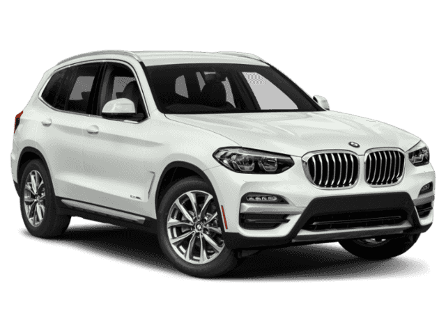 Bmw X3 Sdrive30i Rear Wheel Drive Suv