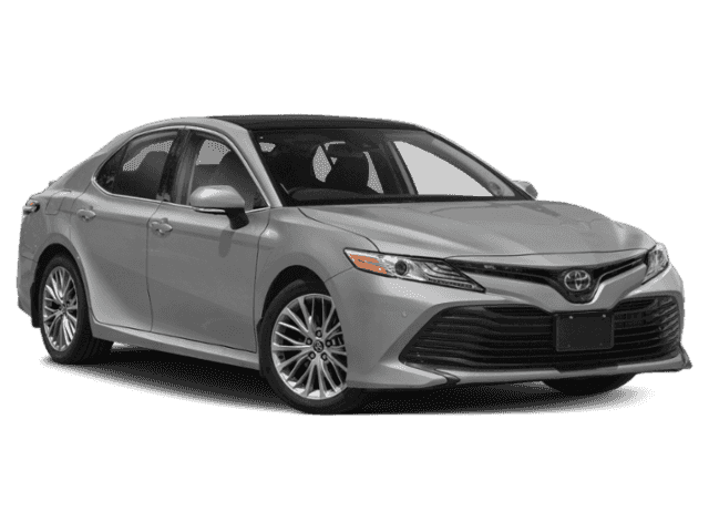 New 2020 Toyota Camry XLE 4-DOOR XLE SEDAN 2WD