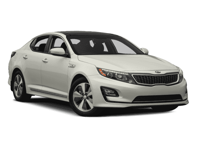 New Kia Optima Hybrid 4d Sedan