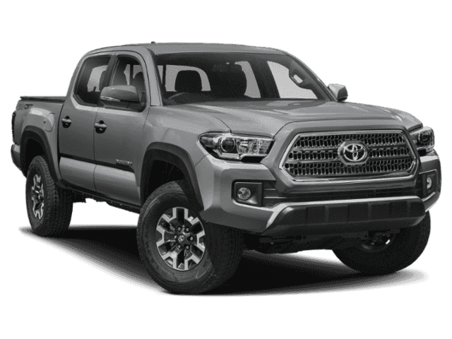 ARRIVING SOON - New 2019 Toyota Tacoma TRD Off Road V6 Double Cab
