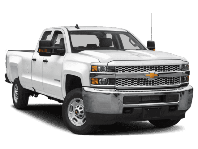 New 2019 Chevrolet Silverado 2500HD WT 4WD