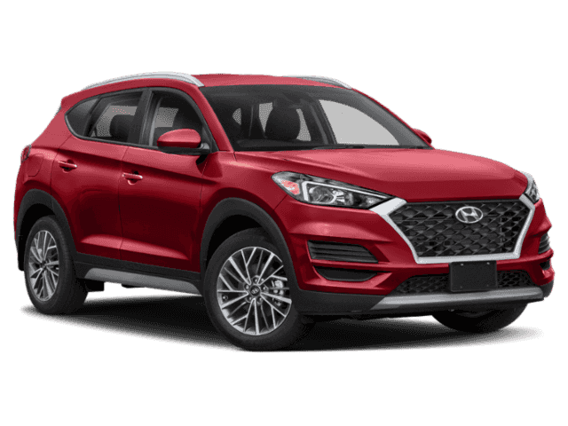 New 2020 Hyundai Tucson SEL FWD Front Wheel Drive SUV