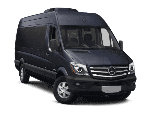 New Mercedes-Benz Sprinter Crew Van