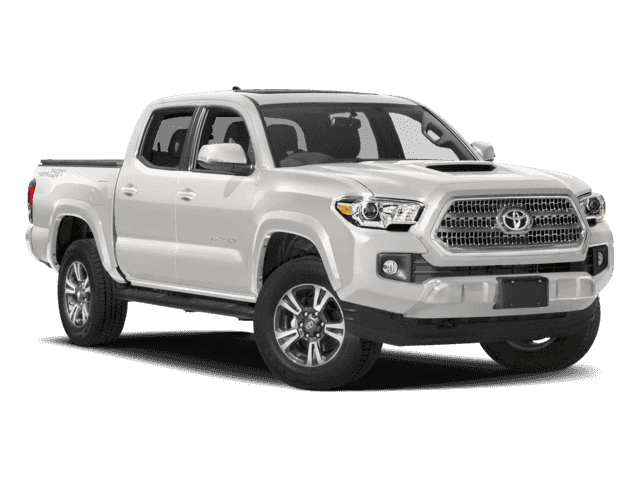 NEW 2018 TOYOTA TACOMA TRD SPORT DOUBLE CAB 5' BED V6 4X2 AT 4D DOUBLE CAB