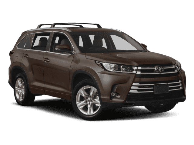 New 2018 Toyota Highlander Limited AWD V6