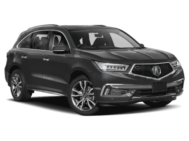 New 2019 Acura MDX 6P at Elite