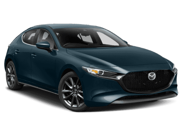 New 2020 Mazda MAZDA3 HATCHBACK BASE