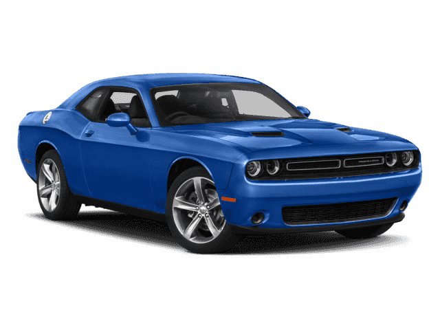 New 2018 DODGE Challenger