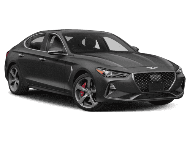 New 2019 Genesis G70 3.3T Advanced RWD Rear Wheel Drive Sedan