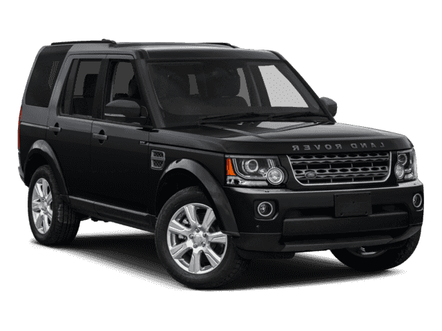 Pre-Owned 2015 Land Rover LR4 Base 4WD