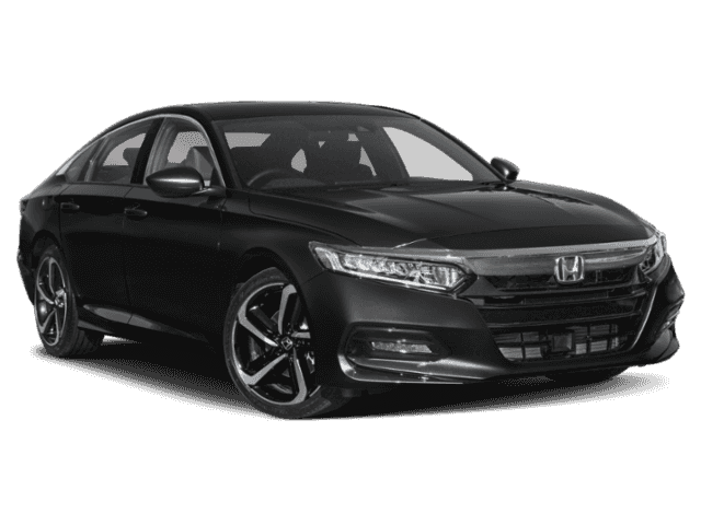 New 2020 Honda Accord EX-L 1.5T I4 DOHC 16V Turbocharged VTEC