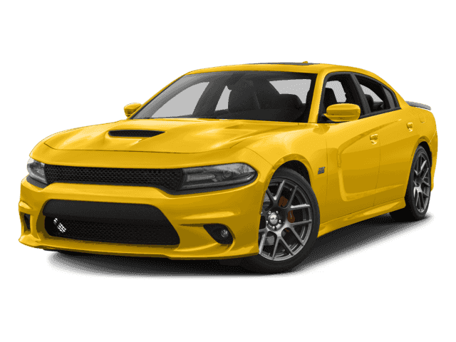 New 2017 DODGE Charger R/T Scat Pack