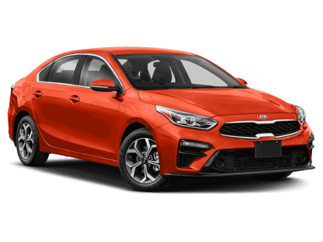 New 2019 Kia Forte EX 4dr Sedan