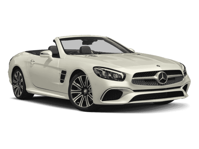 New 2018 Mercedes Benz SL SL 450