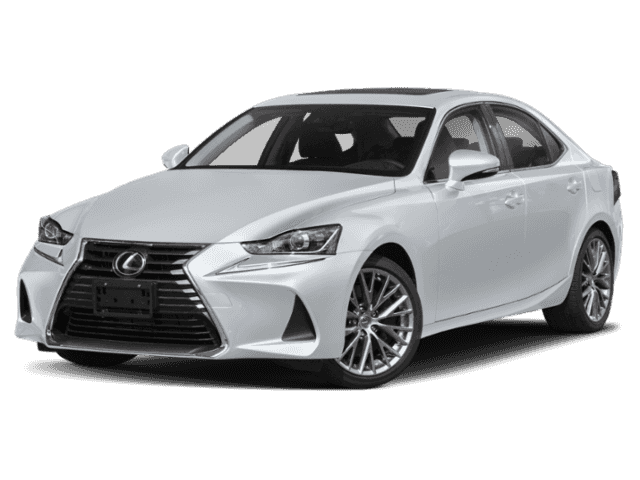 2020 Lexus IS 300