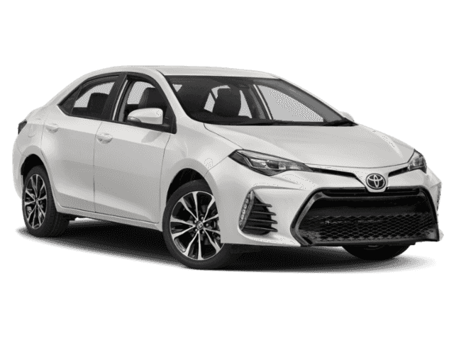 New 2019 Toyota Corolla Se Cvt 4dr Car In Goldsboro 29785 Toyota