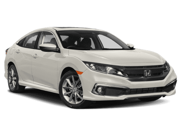 New 2020 Honda Civic Sedan EX-L