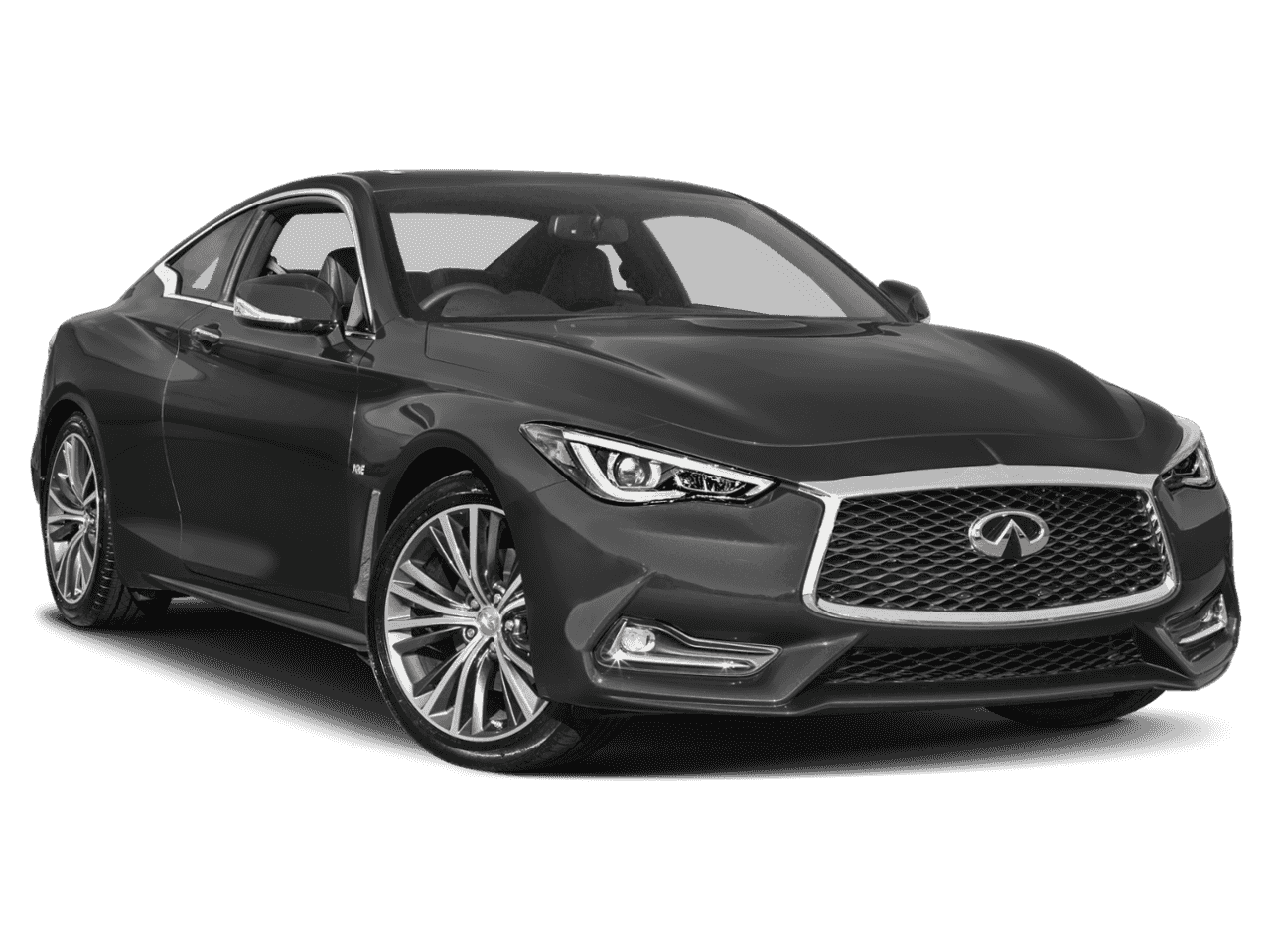 New 2019 INFINITI Q60 3.0t LUXE RWD 2dr Car