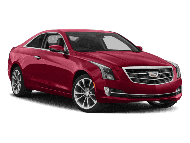 2018 Cadillac ATS Luxury AWD AWD 2.0T Luxury 2dr Coupe