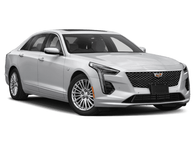 New 2020 Cadillac CT6 3.6L Luxury