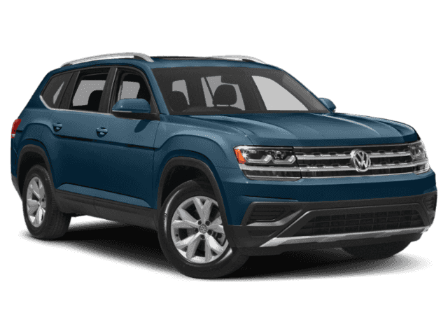 New 2019 Volkswagen Atlas SE AWD