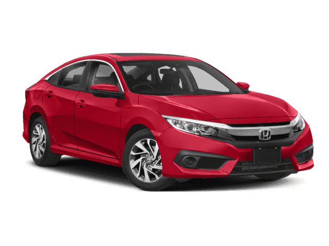 New 2018 Honda Civic EX w/Honda Sensing