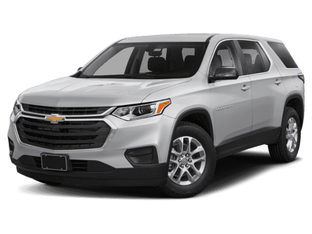 2019 Chevrolet Traverse AWD LS