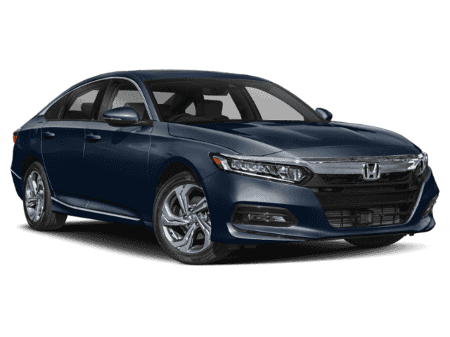 New 2019 Honda Accord 2019 Honda ACCORD EX-L (CVT) 4DR SDN