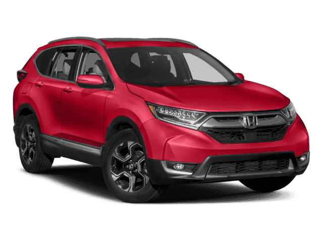 New 2017 Honda CR-V Touring