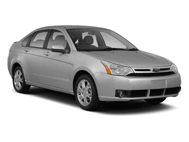 Pre-Owned 2010 FORD FOCUS SE Sedan 4