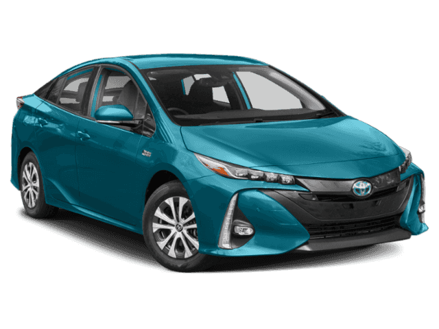 New 2020 Toyota Prius Prime Limited